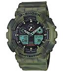 นาฬิกา รุ่น GA-100MM-3ADR