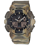 นาฬิกาข้อมือ รุ่น GA-100MM-5ADR
