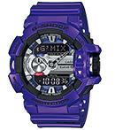 นาฬิกาข้อมือ รุ่น GBA-400-2ADR