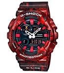 นาฬิกา รุ่น GAX-100MB-4ADR