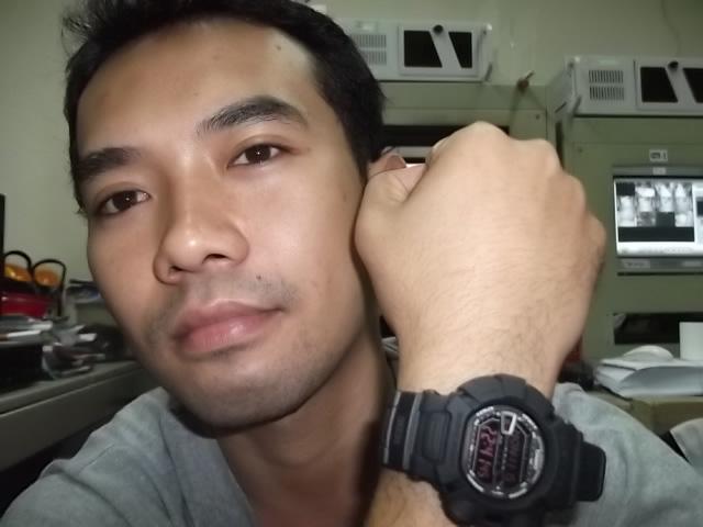 นาฬิกา G-Shock รุ่น G-9000MS-1DR