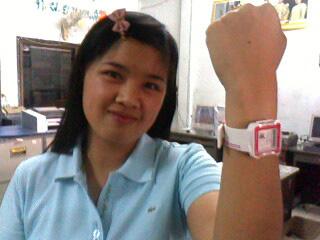 นาฬิกาข้อมือ ยี่ห้อ Casio Poptone รุ่น LCF-21-4DR