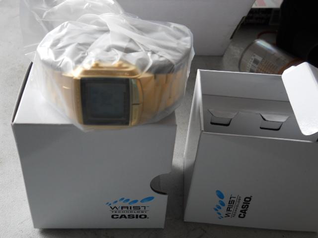 รีวิว นาฬิกาสีทอง Casio รุ่น DB-360G-9ADF