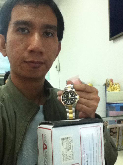 รีวิวินาฬิกาครับ