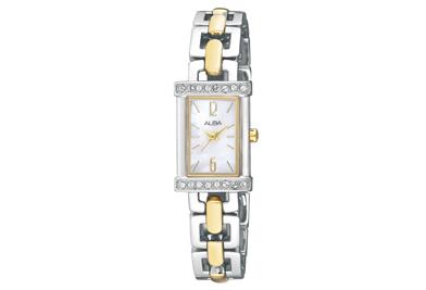 นาฬิกาข้อมือผู้หญิง ยี่ห้อ อัลบา รุ่น AC3S91X