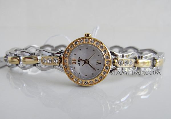 นาฬิกาข้อมือผู้หญิง ยี่ห้อ alba รุ่น AC3T32X