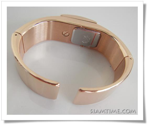 นาฬิกาข้อมือกำไล ผู้หญิง ยี่ห้อ อัลบา รุ่น AC3T46X