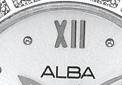 นาฬิกาข้อมือ alba  รุ่น AC3T67X