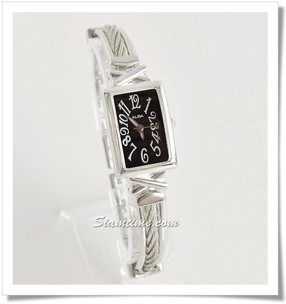 นาฬิกาผู้หญิง ยี่ห้อ alba AC3U05X