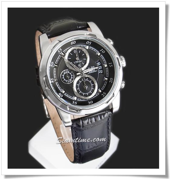 นาฬิกาข้อมือผู้ชาย  ยี่ห้อ อัลบา รุ่น AF8P85X