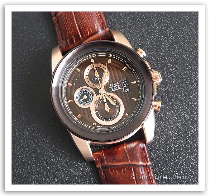 นาฬิกาผู้หญิง ยี่ห้อ alba AF8Q46