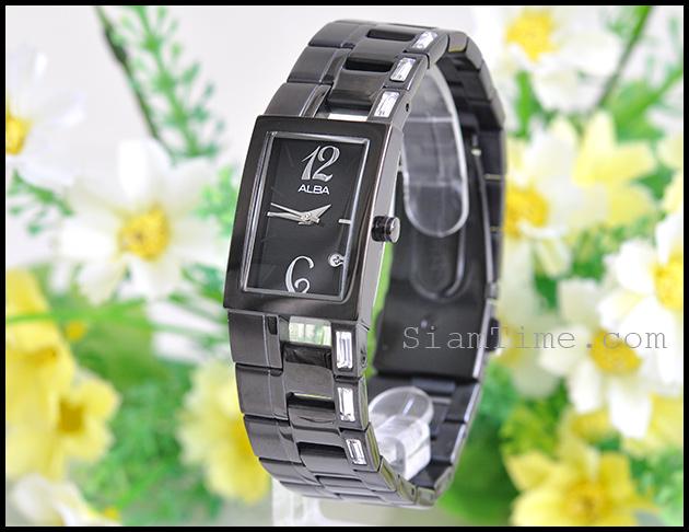 นาฬิกาข้อมือผู้หญิง ยี่ห้อ อัลบา รุ่น AH7181