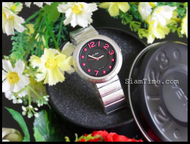 นาฬิกาผู้หญิง ยี่ห้อ alba AH8089