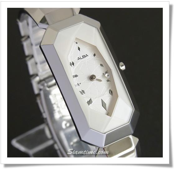นาฬิกาข้อมือผู้หญิง ยี่ห้อ อัลบา รุ่น AP3079X