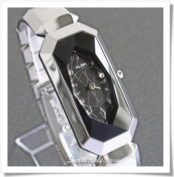 นาฬิกาข้อมือผู้หญิง ยี่ห้อ อัลบา รุ่น AP3081X