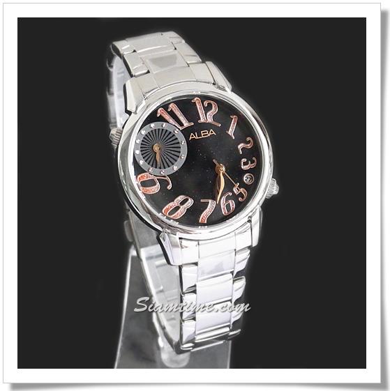 นาฬิกาผู้หญิง ยี่ห้อ alba AR4011X