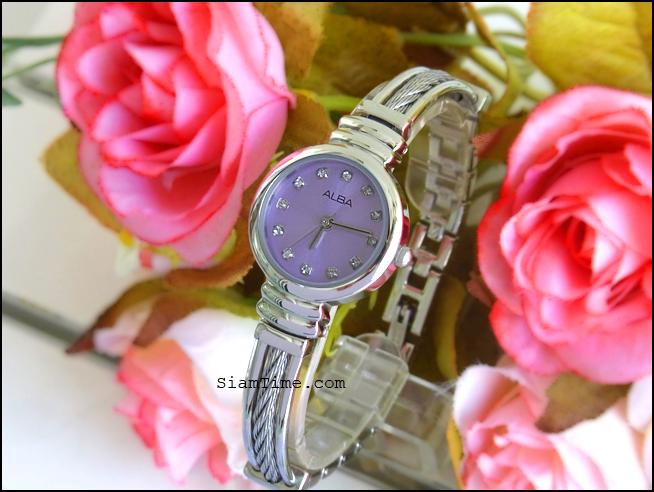 นาฬิกาผู้หญิง ยี่ห้อ alba ARSX87X