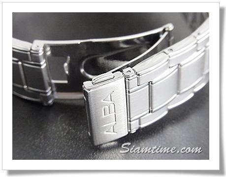นาฬิกาข้อมือ  ยี่ห้อ อัลบา รุ่น AS9037X