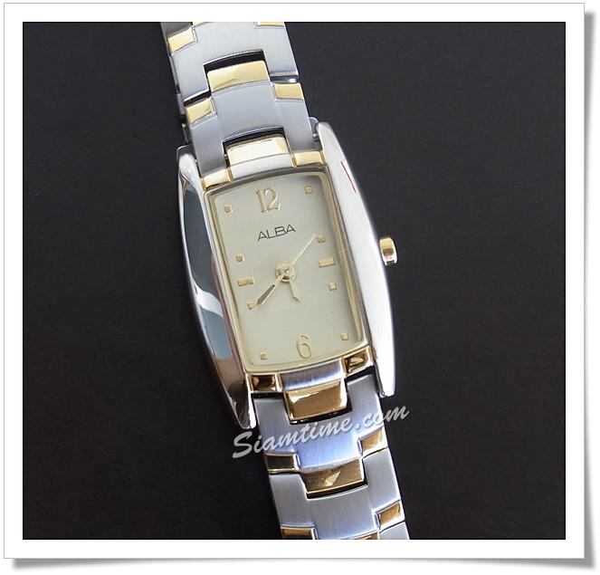 นาฬิกาผู้หญิง ยี่ห้อ alba ATCN84X