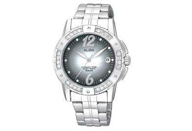 นาฬิกาข้อมือผู้หญิง ยี่ห้อ อัลบา รุ่น AXDT05X