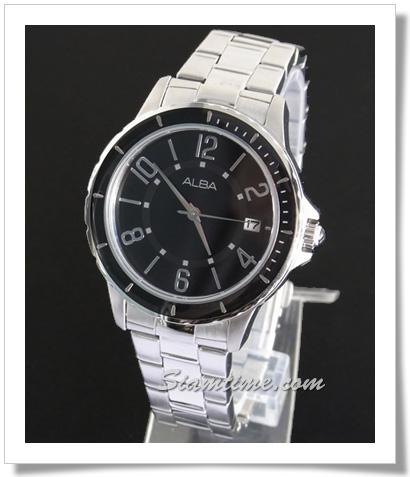 นาฬิกา ยี่ห้อ alba รุ่น AXHJ99X