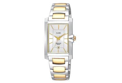 นาฬิกาข้อมือผู้หญิง ยี่ห้อ อัลบา รุ่น AXT225X