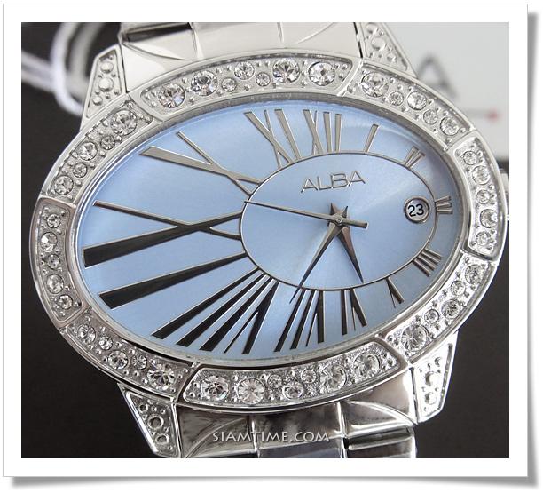 นาฬิกาข้อมือผู้หญิง  ยี่ห้อ อัลบา รุ่น AXT315X