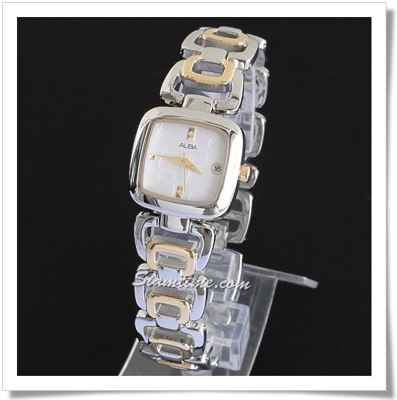 นาฬิกา  ยี่ห้อ อัลบา รุ่น AXT735X