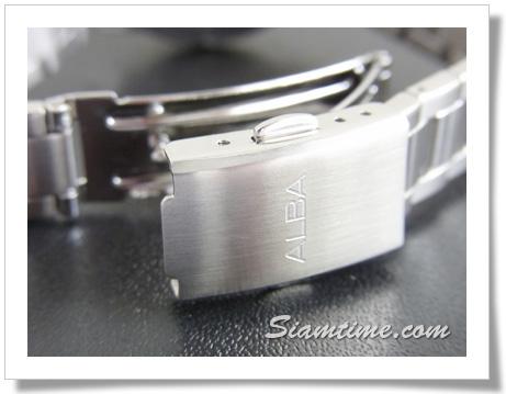นาฬิกาข้อมือ ยี่ห้อ อัลบา รุ่น AXT821X
