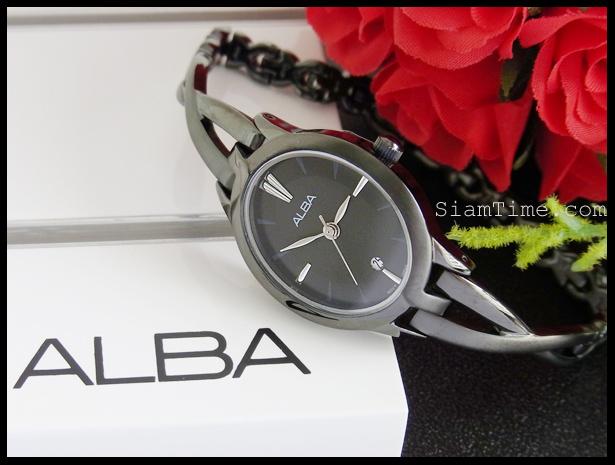 นาฬิกาผู้หญิง ยี่ห้อ alba AXT959