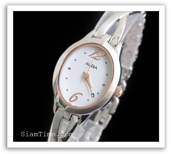 นาฬิกาผู้หญิง ยี่ห้อ alba AXT965