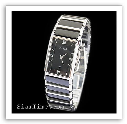 นาฬิกาผู้หญิง ยี่ห้อ alba AXT996