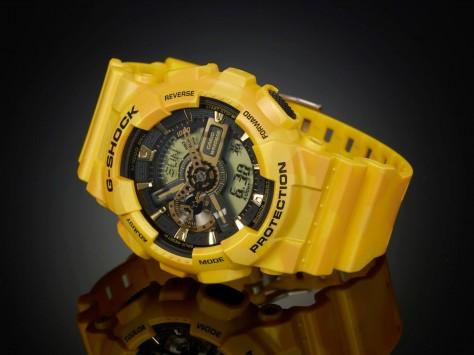 นาฬิกา ยี่ห้อ คาสิโอ รุ่น  GA-110CM-9ADR