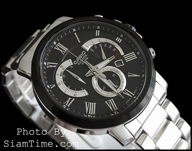 นาฬิกา ยี่ห้อ คาสิโอ รุ่น BEM-506CD-1AVDF
