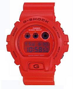 นาฬิกาข้อมือชาย ยี่ห้อ Casio รุ่น DW-6900MM-4DR