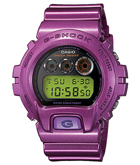 นาฬิกาวัยรุ่น ยี่ห้อ Casio รุ่น DW-6900NB-7DR
