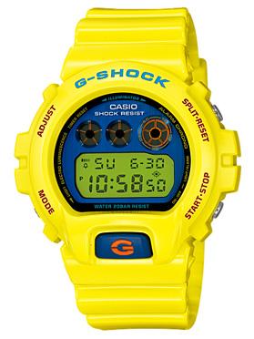 นาฬิกา คาสิโอ รุ่น DW-6900PL-9DR