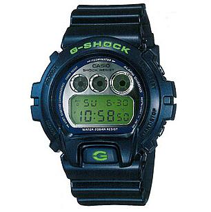 นาฬิกาข้อมือชาย ยี่ห้อ Casio รุ่น DW-6900SB-2DR