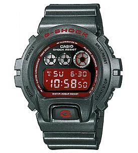 นาฬิกาข้อมือชาย ยี่ห้อ Casio รุ่น DW-6900SB-8DR