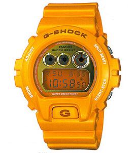 นาฬิกาข้อมือชาย ยี่ห้อ Casio รุ่น DW-6900SB-9DR