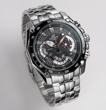 นาฬิกาข้อมือชาย casio รุ่น EF-550D-1AVDF