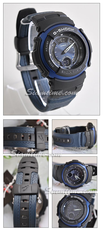นาฬิกาสุภาพบุรุษ ยี่ห้อ casio รุ่น G-315RL-2ADR