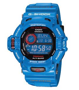 นาฬิกาข้อมือชาย G-9200BL-2DR