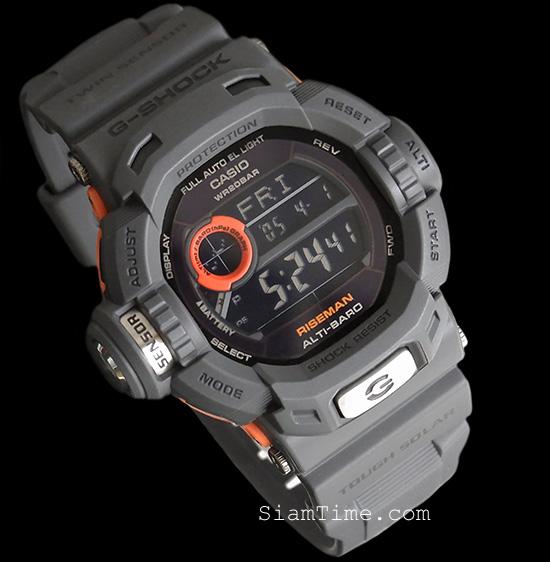 นาฬิกาข้อมือชาย ยี่ห้อ caio รุ่น G-9200GY-1DR