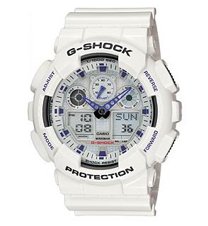 นาฬิกาข้อมือ  casio รุ่น GA-100-7ADR
