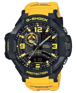 นาฬิกาข้อมือชาย ยี่ห้อ Casio รุ่น GA-1000-9BDR