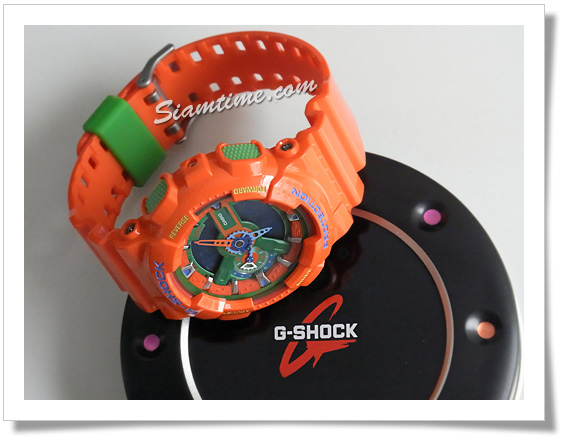 นาฬิกาวัยรุ่น G-Shock GA-110A-4DR