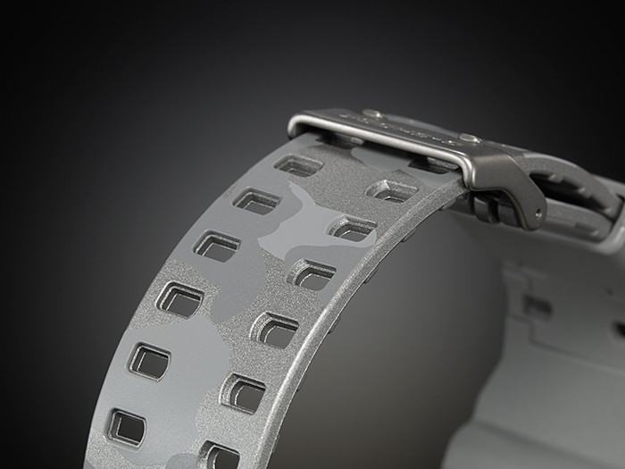 นาฬิกาข้อมือชาย ยี่ห้อ Casio รุ่น GA-110CM-8ADR