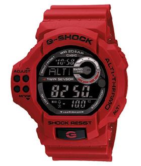 นาฬิกา ยี่ห้อ คาสิโอ รุ่น GDF-100-4DR