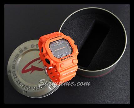 นาฬิกาข้อมือชาย ยี่ห้อ Casio รุ่น GX-56-4DR